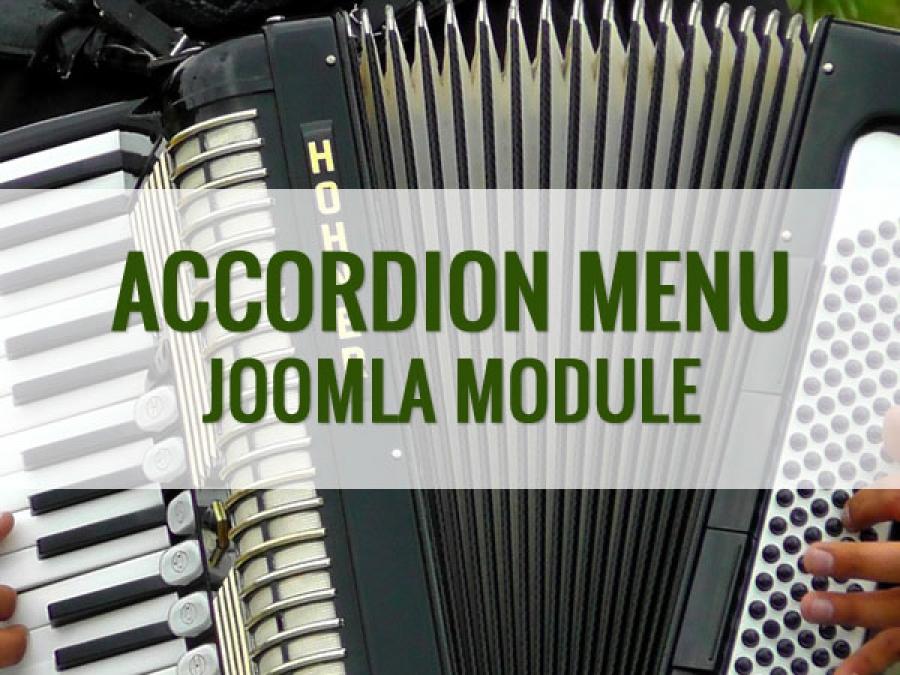 Как сделать accordion на сайте joomla антиддос для сервера css