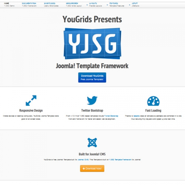You Grids Joomla шаблон от You Joomla