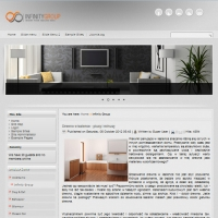 Infinity Group Joomla шаблон от Diablo Design